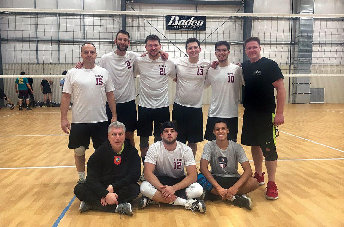 Sitch Men's Volleyball Team
